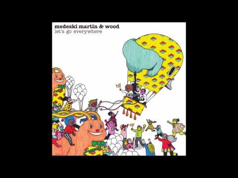 Medeski, Martin & Wood - Let's Go Everywhere (Full Album)