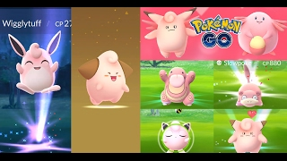 Eggs Hatch Cleffa - Catch Adorable Pink Pokémon In The Wild