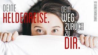 Dein erfülltes Leben. Deine HELDENREISE. Interview zw. Dorothee Brommer u. Martin Uhlemann