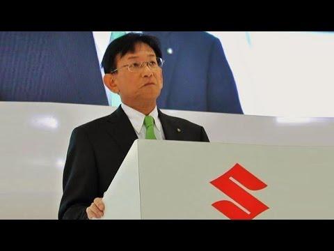 Double Digit Sales Growth Ahead For Maruti Suzuki : Kenichi Ayukawa