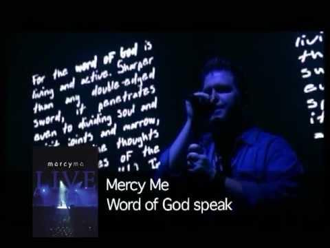 MercyMe - Word Of God Speak (Live) Mp3