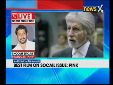 64th National Film Awards:  'Pink' best film on social issue, 'Neerja' wins Best Hindi Movie