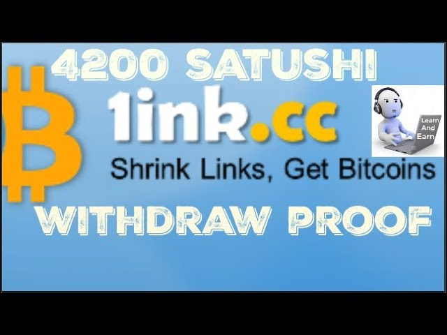 How to Free Earn BitCoin,With 1ink.cc,Payment Proof,Urdu/Hindi #1