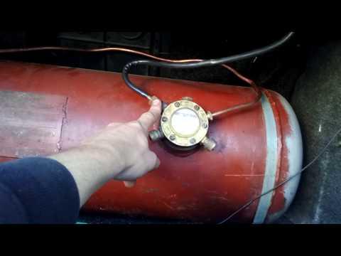 Установка ГБО 2 поколения на ваз инжектор (3 часть)