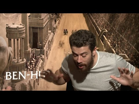 Ben Hur: Toby Kebbell about growing up poor