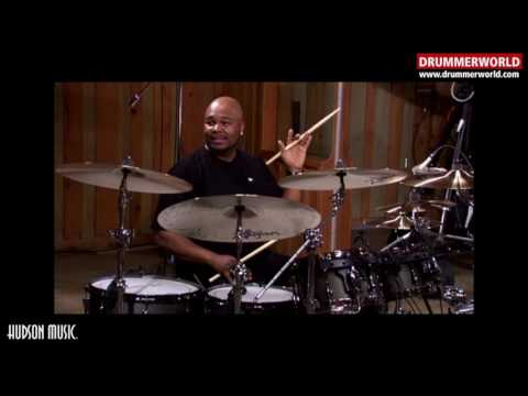 Marcus Williams: A Great Bassdrum Lick...