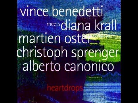 Diana Krall, Heartdrops Vince Benedetti Meets Diana Krall 2003 (vinyl record)