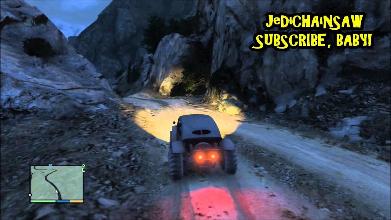 GTA 5 WALKTHROUGH: LETTER SCRAP #39 | FunnyDog TV