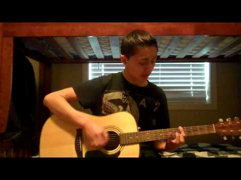Finch - Letters To You (Acoustic) - Guitar/Vocal Cover