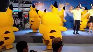 Gambar cover Pikachu song , pikachu remix, Pokemon go, Pikachu dance,  pikachu cute- video for childen