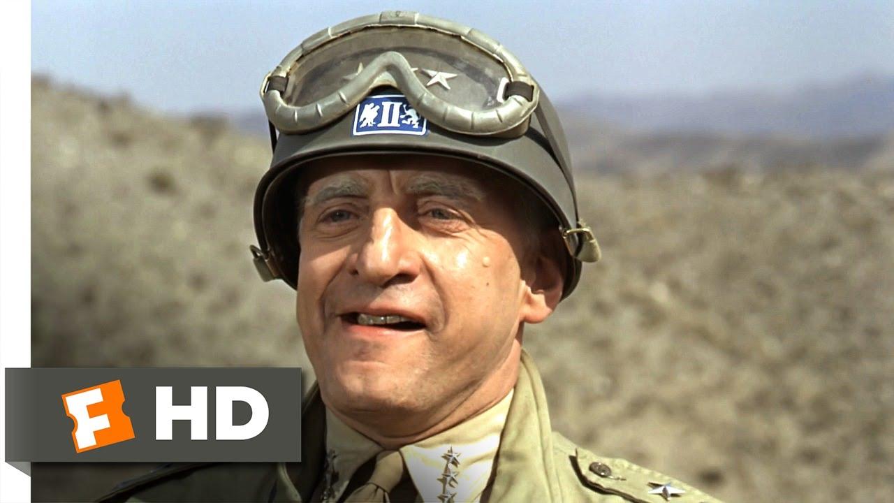 Patton 3 5 Movie Clip Rommel You Magnificent Bastard 1970 Hd