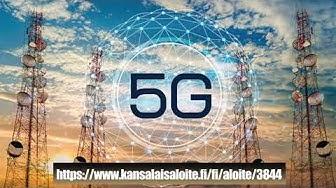 5G verkko - vaaraksi terveydellesi, allekirjoita kansalaisaloite