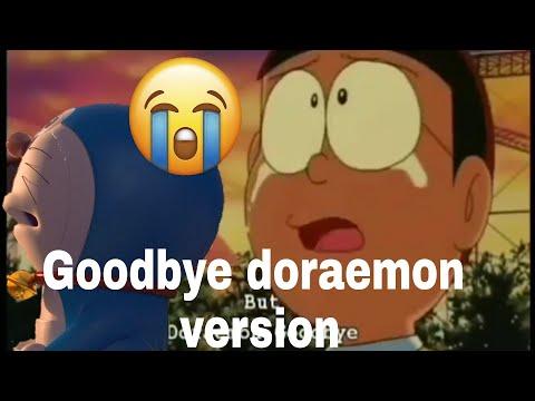 Goodbye doraemon 😭😭 from cartoon galaxy