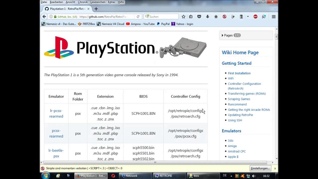 Retropie - Tutorial 4 - Inhalte über Netzwerk aufspielen &  managen/Fernsteuern über PC