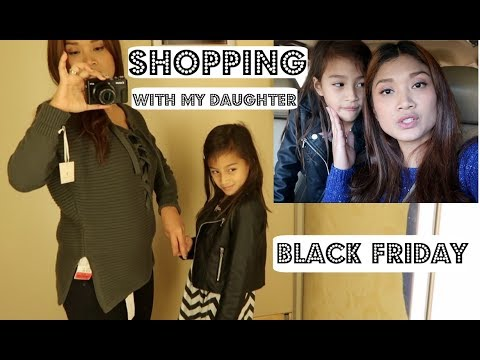 DISKON/SALE-NYA BIKIN KALAP || BELANJA BLACK FRIDAY DI AMERIKA
