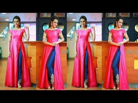 Eid Dresses    Party Wear Slit Kurti को Style  करने के 10 Ideas    Latest Kurti Designs