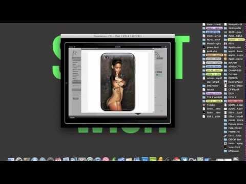 RebelleRihanna (iPad) - www.secretwish.it