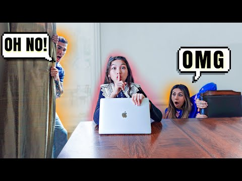 SPYING On Our DAUGHTER And Her CRUSH! **We CAUGHT Them**   Familia Diamond