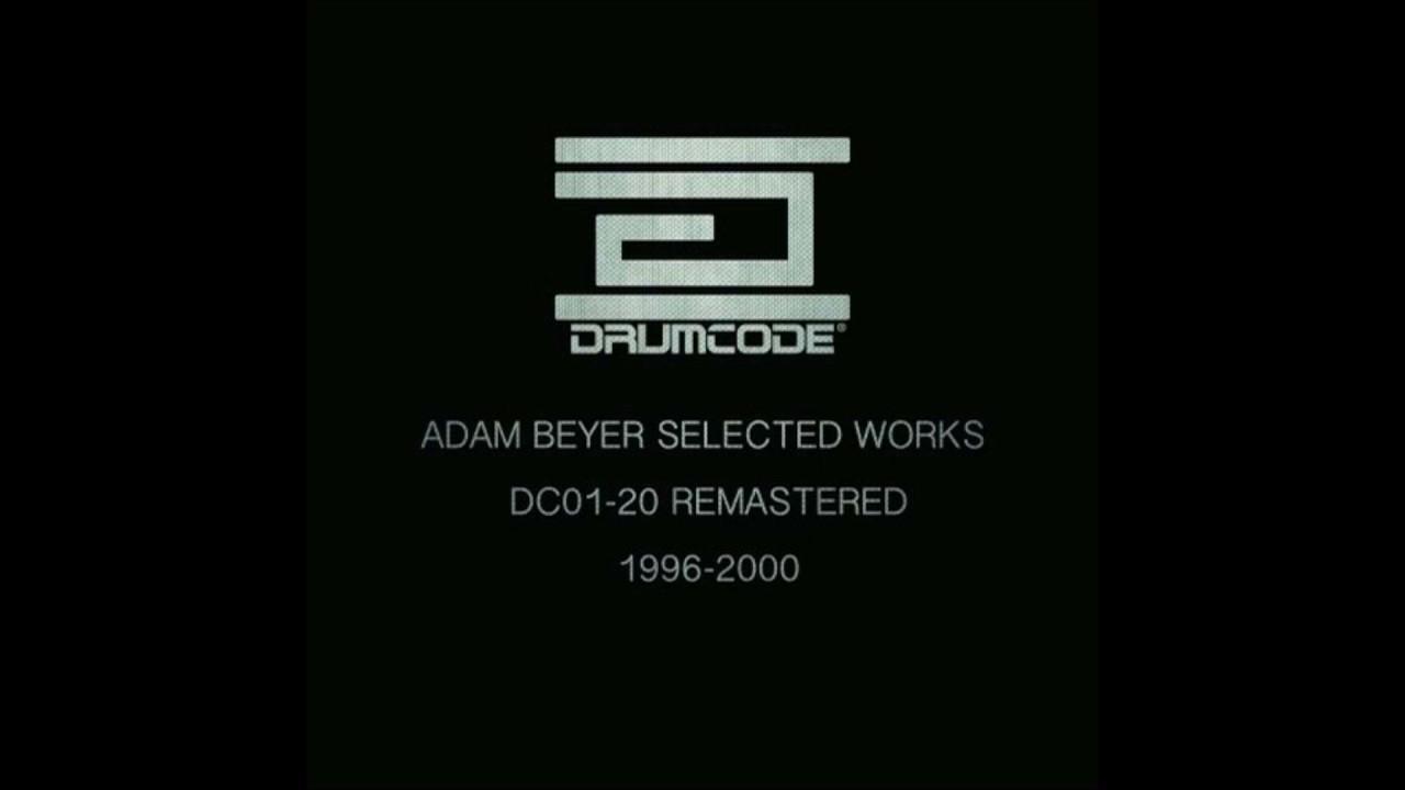 adam beyer remainings iii