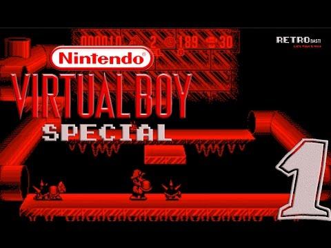 Virtual Boy Special - [GERMAN] - #01 - Mario Clash!