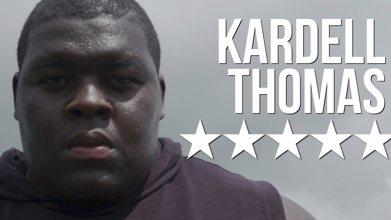 Download Kardell Thomas: LSU's next monster big man