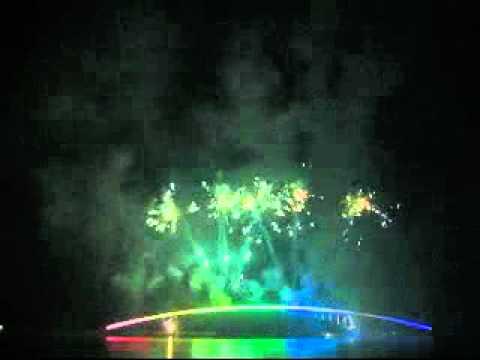 2007年澎湖海上花火節開幕(Penghu)