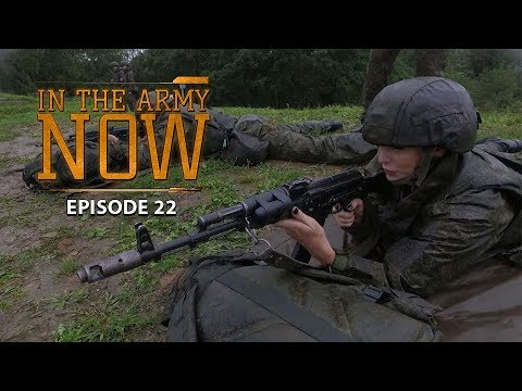 Destroying a 'terrorist stronghold' with Russian Marines – In the Army Now Ep.22