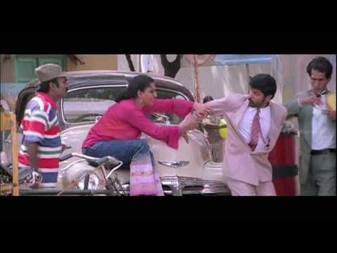 Gemini | Tamil Movie | Scenes | Clips | Comedy | Songs | Vikram in Kiran's house