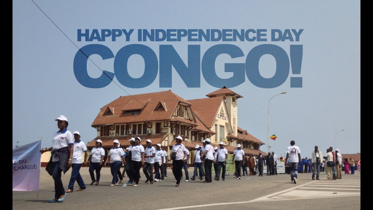 Independence Day In CongoBrazzaville YouTube - Congo independence day