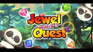 New best puzzle game Jewel Quest - Match 3