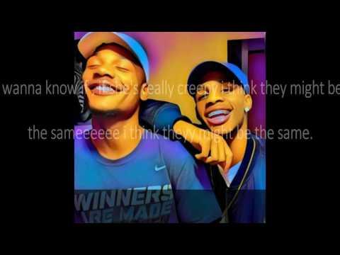 Armon and Trey so gone challenge( lyrics)