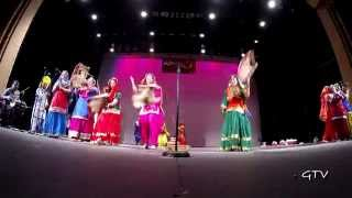 UC Davis Giddha @ Warrior Bhangra 2014