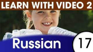 Learn Russian with Video - Russian Expressions That Help with the Housework 1