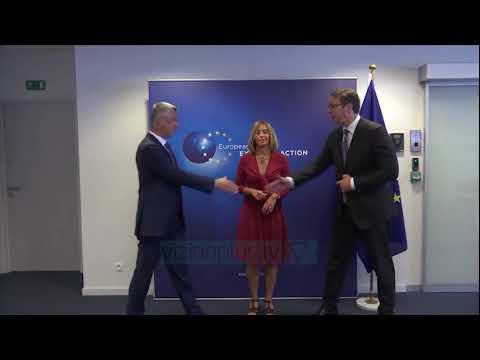 Haradinaj: Mogherini e ka mbytur dialogun Kosovë-Serbi - News, Lajme - Vizion Plus