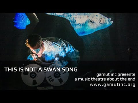 THIS IS NOT A SWAN SONG - Trailer
