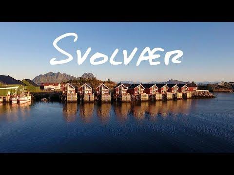 Lofoten Places to Visit: Svolvær town, September 2017