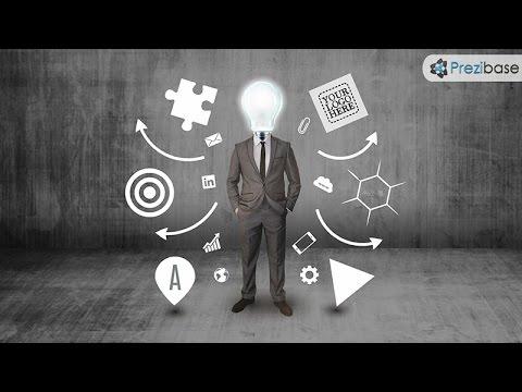 Creative Ideas Prezi Template Youtube