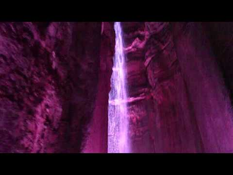 Ruby Falls Underground Waterfall - Lookout Mountain, TN