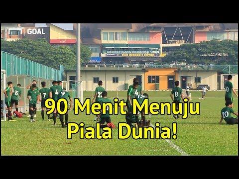 90 MENIT MENUJU PIALA DUNIA!