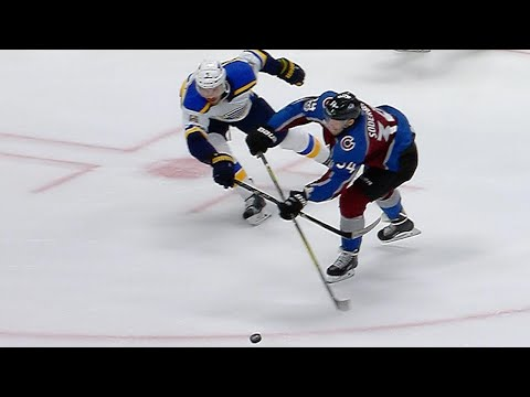 10/19/17 Condensed Game: Blues @ Avalanche