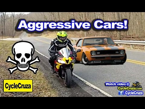 How To Handle Aggressive Cars to Avoid