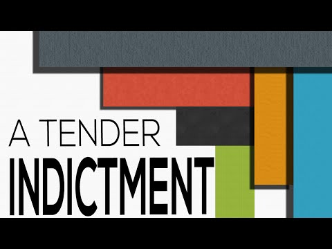 A Tender Indictment- Micah 6:1-8