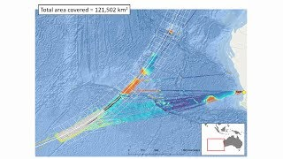 Operational Search for MH370, 2014-2017