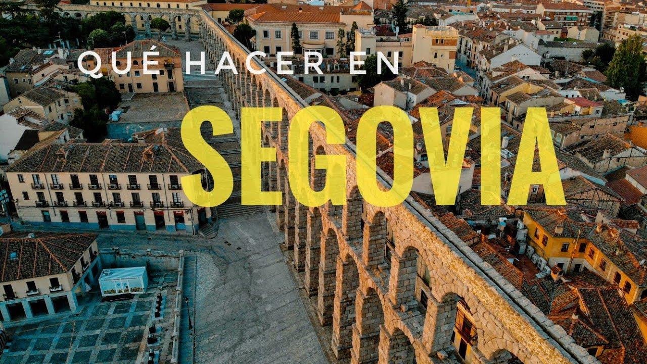 QUE HACER EN CASTILLA : Segovia en un dia