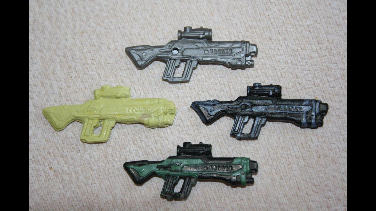 Waffen Bauen