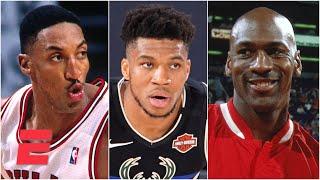 Is Giannis more like Scottie Pippen than Michael Jordan? | KJZ