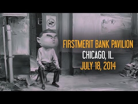 2014.07.18 - FirstMerit Bank Pavilion