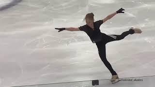 Александра Трусова. Финал Гран-при 2019 Тренировка произвольной программы