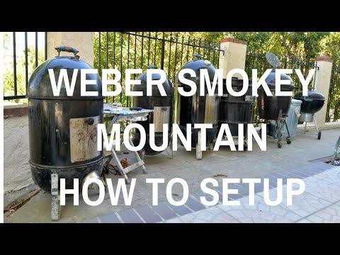 Weber Smokey Mountain How-To Cook Smoke Win BBQ Grand Champion Pitmaster Harry Soo SlapYoDaddyBBQ
