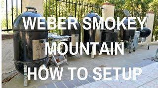Weber Smokey Mountain How-To Cook Smoke Win BBQ Grand Champion Pitmaster Harry Soo SlapYoDaddyBBQ